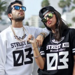 styliazje modna miejska