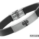 bransoleta z orłem