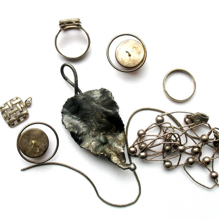 czernienie srebra